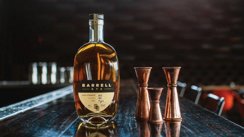 Barrell Rye Batch 3