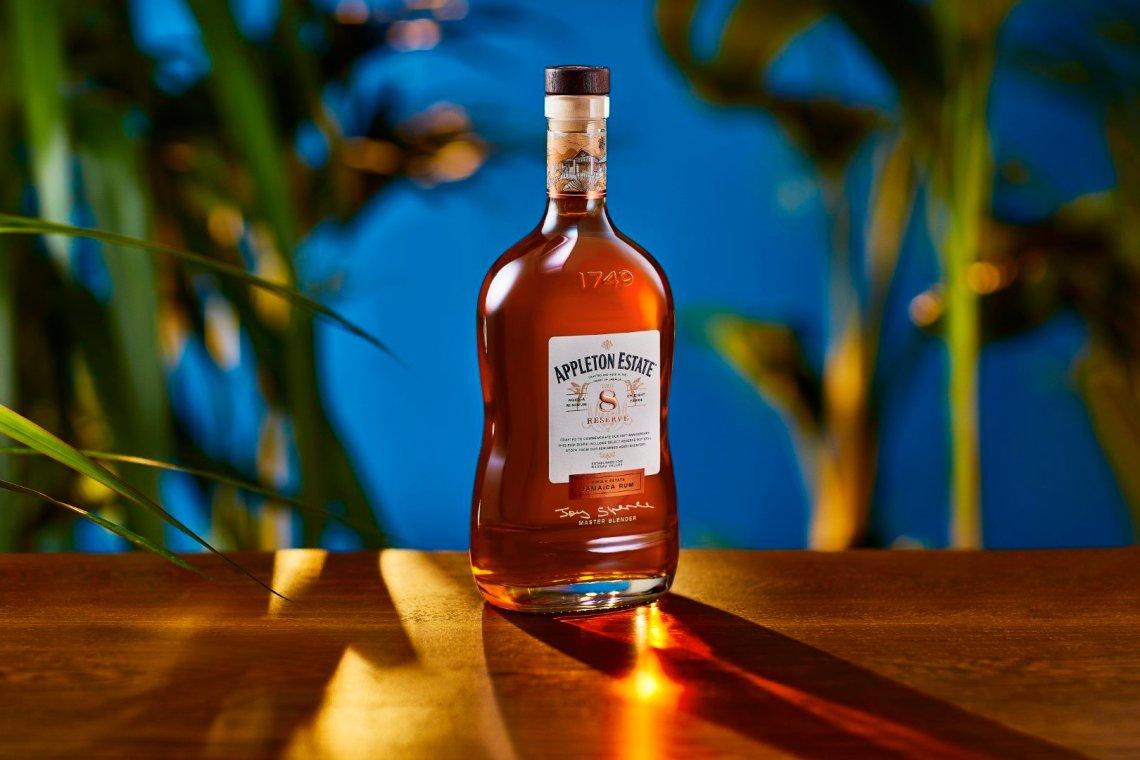 Appleton Estate Rum 8 Years Old Reserve