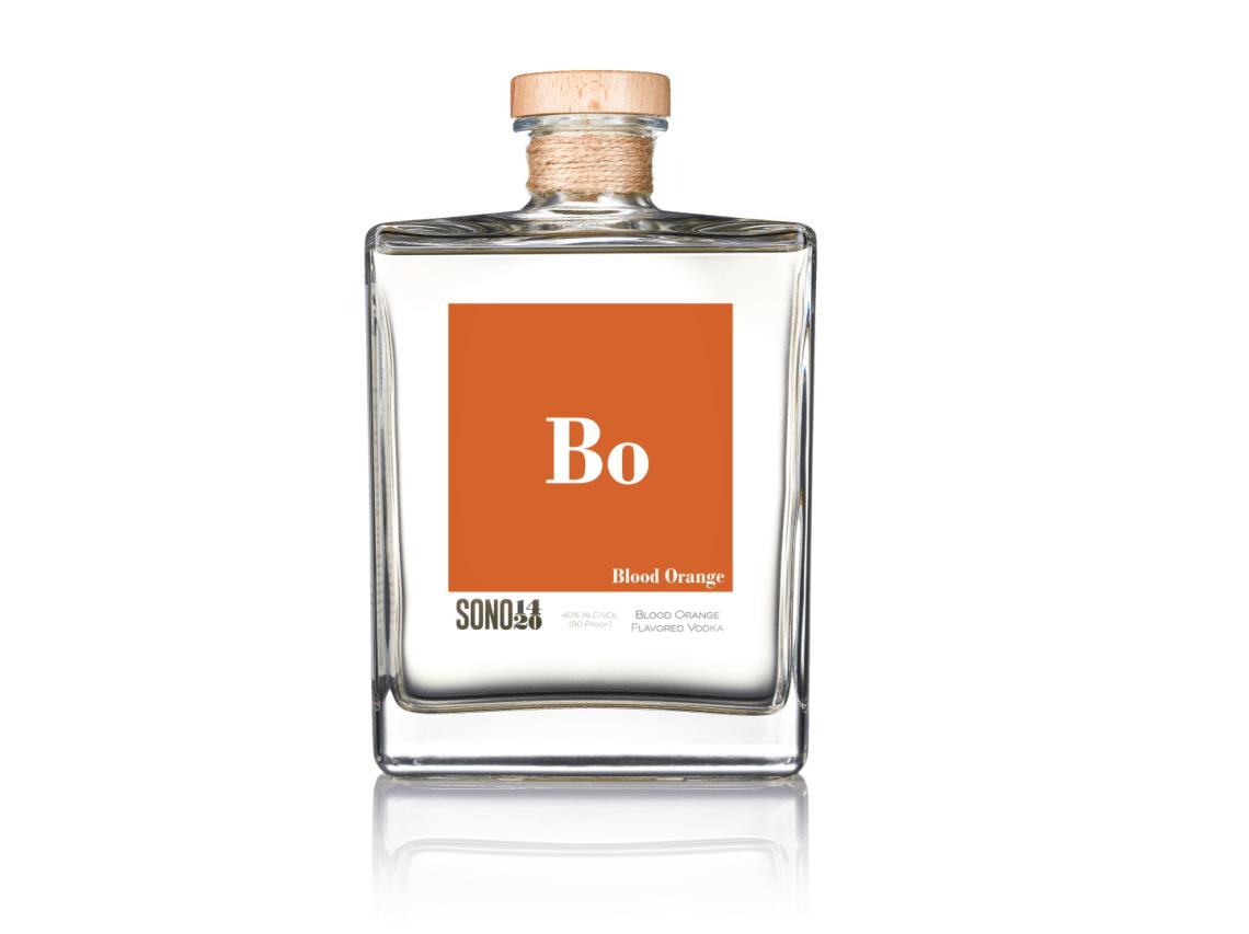 SoNo 1420 Bo Blood Orange Vodka