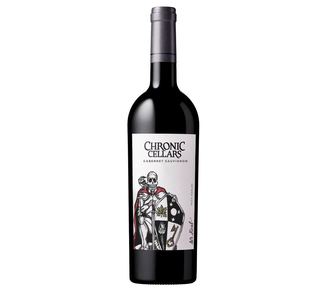 2018 Chronic Cellars Sir Real Cabernet Sauvignon
