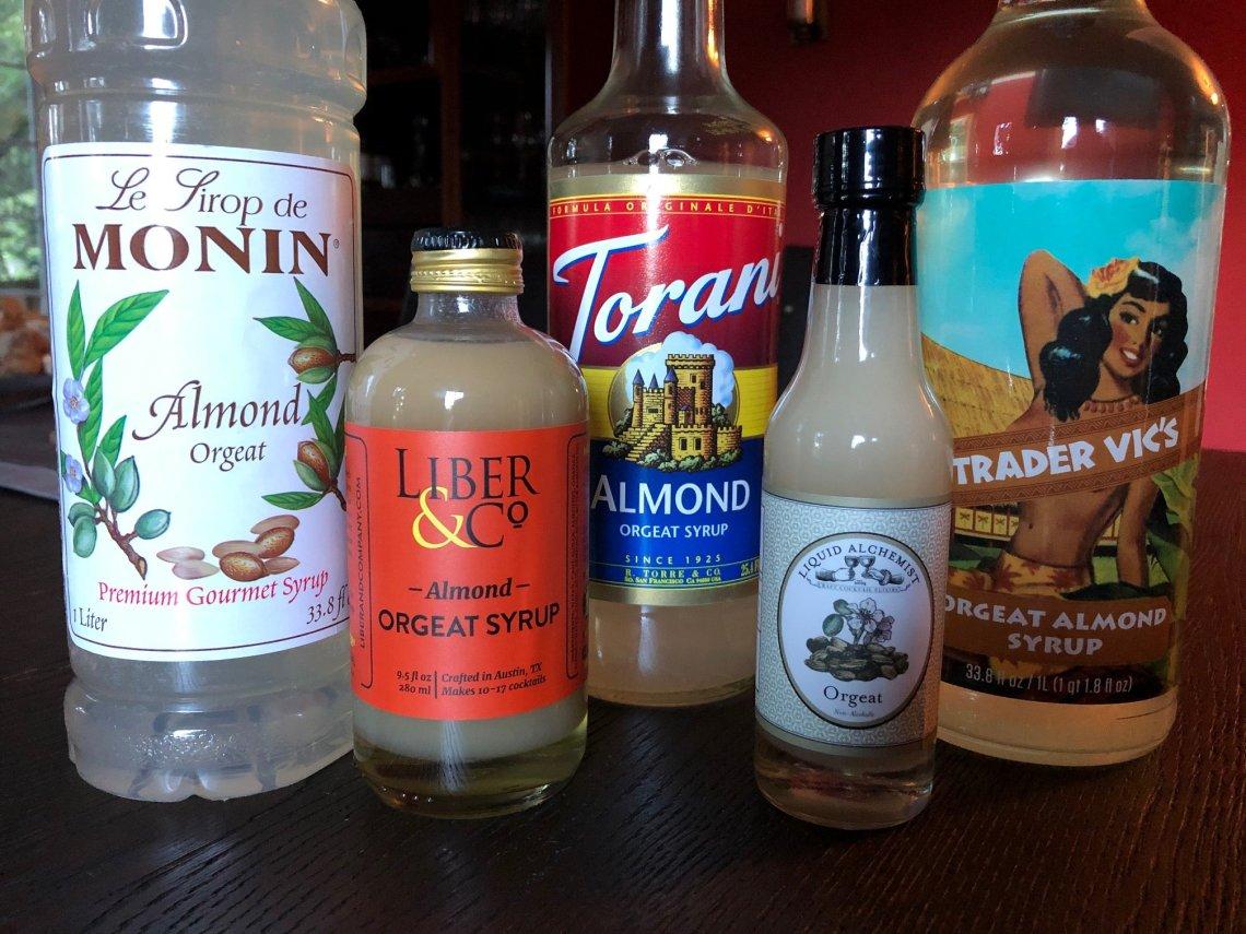Torani Almond Orgeat Syrup