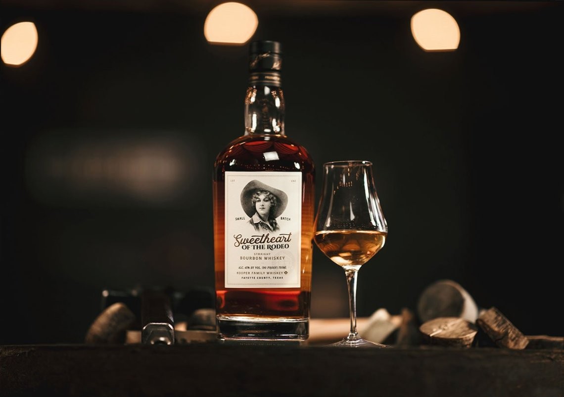Sweetheart of the Rodeo Bourbon