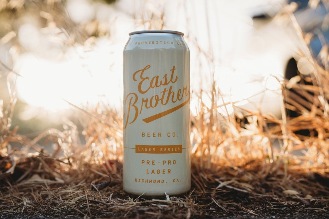 East Brother Pre-Pro Lager