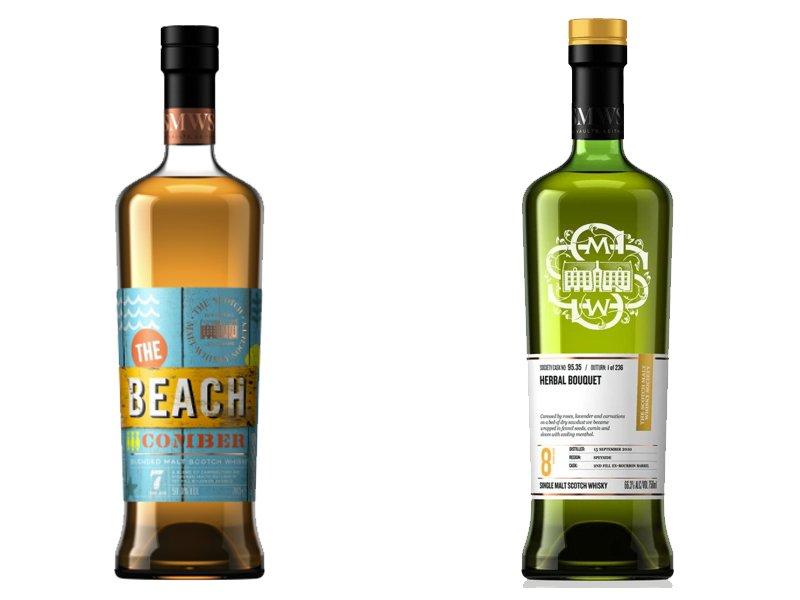 Scotch Malt Whisky Society The Beachcomber Blended Batch 06