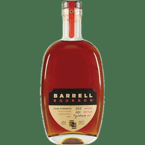 Barrell Bourbon Batch 25