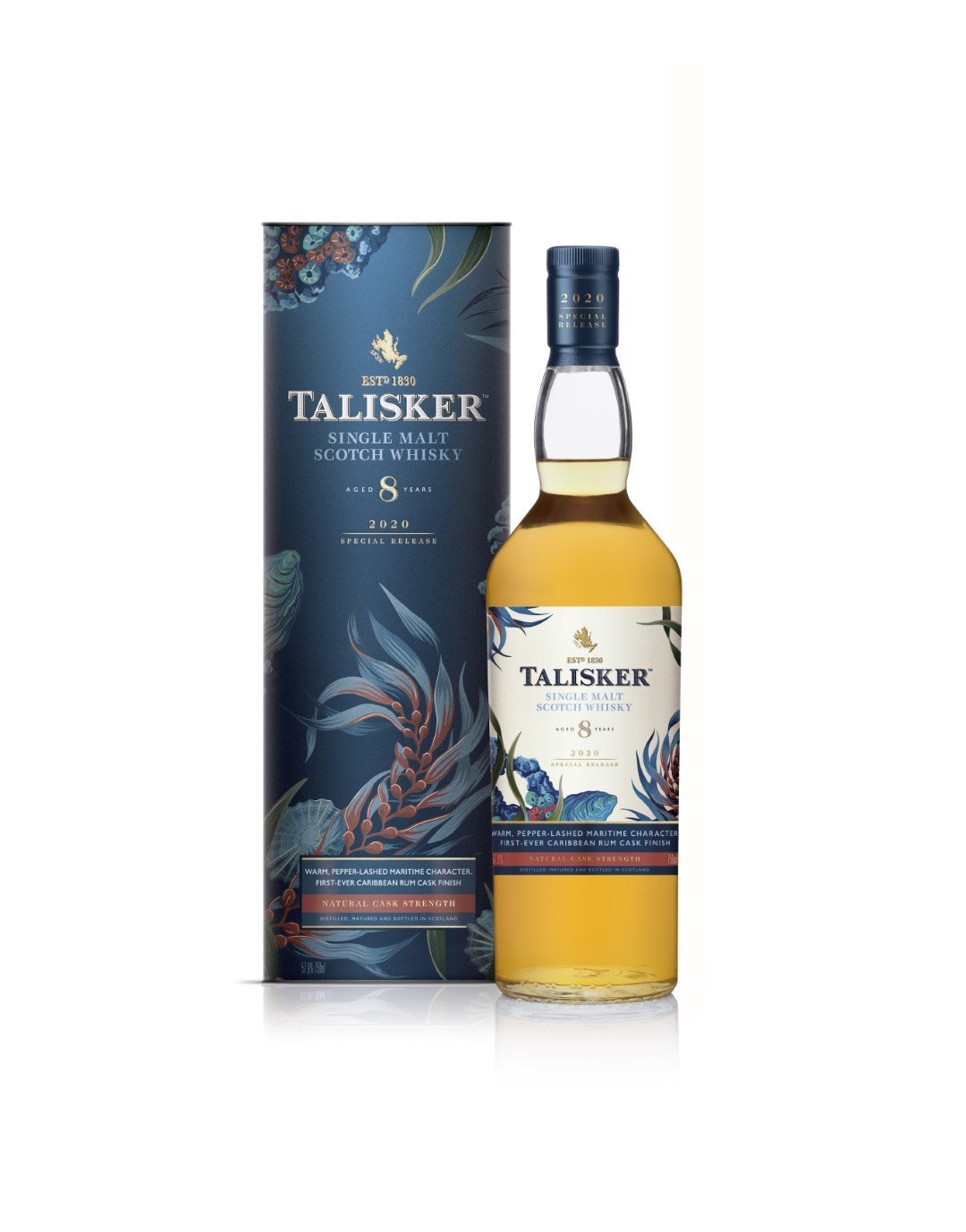 Talisker 8 Years Old Limited Edition 2020