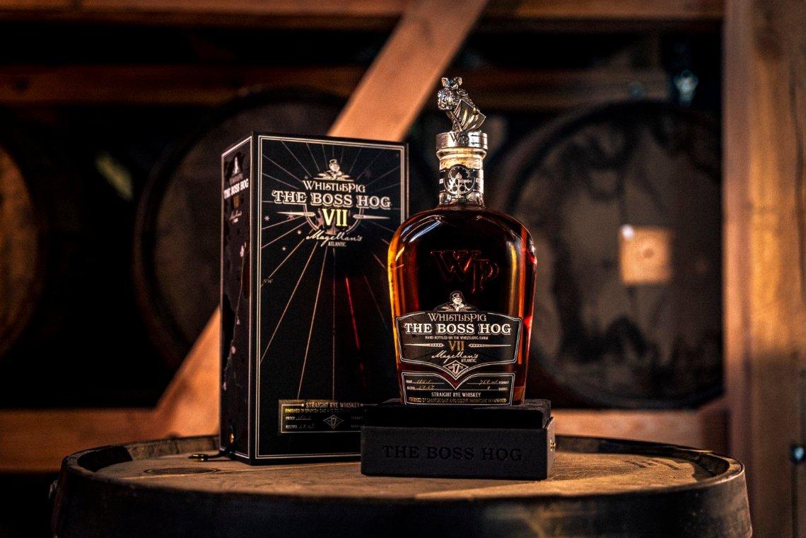 "WhistlePig ""The Boss Hog VII: Magellan's Atlantic"" Rye Whiskey 17 Years Old 2020"