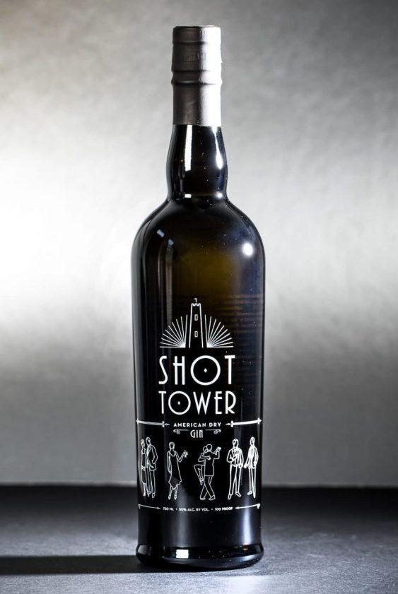 Baltimore Spirits Shot Tower Gin