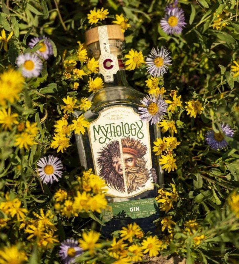 Mythology Needle Pig Gin