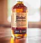 George Dickel Bourbon 8 Years Old