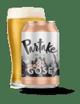 Partake Peach Non-Alcoholic Gose