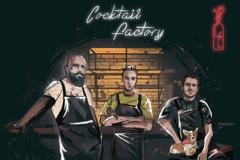 Cocktail Factory Тбилиси
