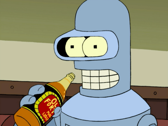 robot tongue beer taster