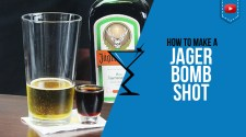 Jager Bomb Shot Recipe