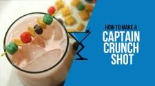 Captain Crunch Shot
