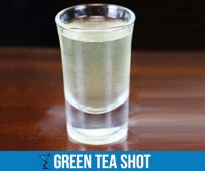 Green Tea Shot Recipe - How to make a Green Tea Shot ...