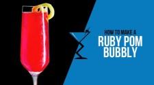 RUBY POM BUBBLY
