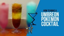 Umbreon Pokemon Cocktail