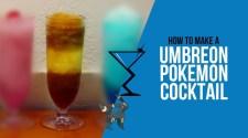 Umbreon Pokemon Cocktail