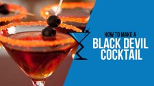 Black Devil Cocktail