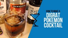 DigRat Pokemon Cocktail