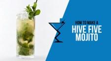 Hive Five Mojito