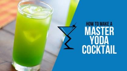 Master Yoda Cocktail