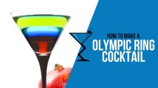 Olympic Ring Cocktail