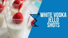 White Vodka Jello Shots