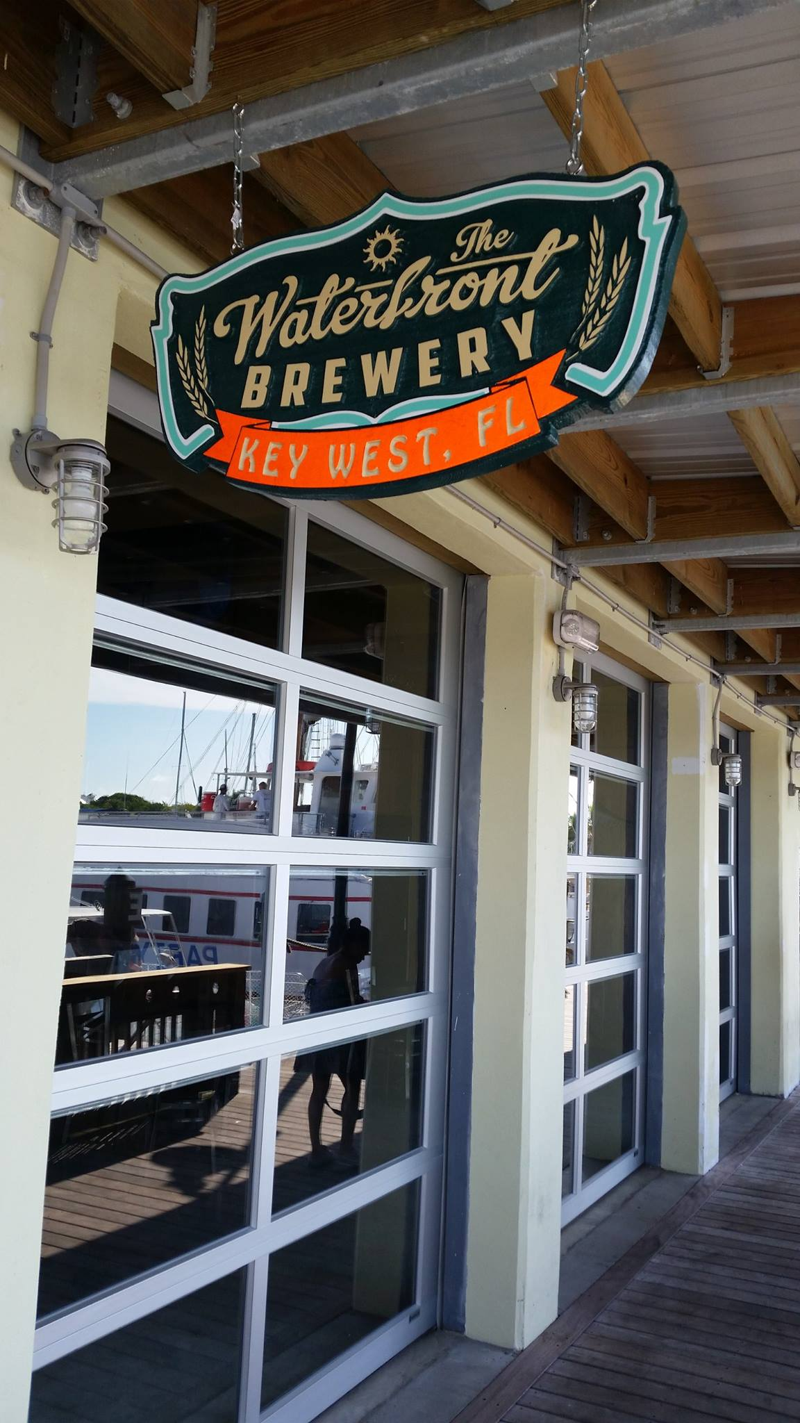 The Waterfront Brewery Key West Opens to Serve Great HandCrafted Beer  Food  Drink Like a
