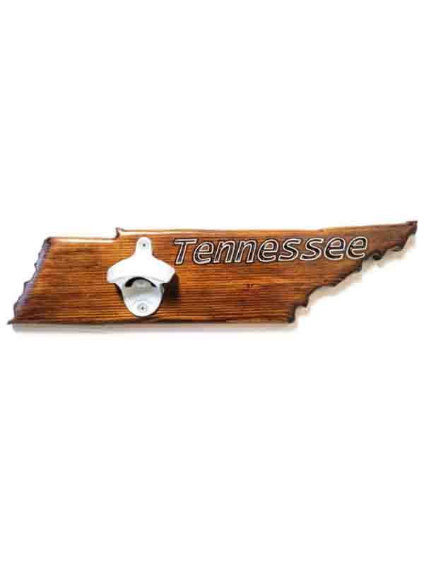 Tennessee bottle opener