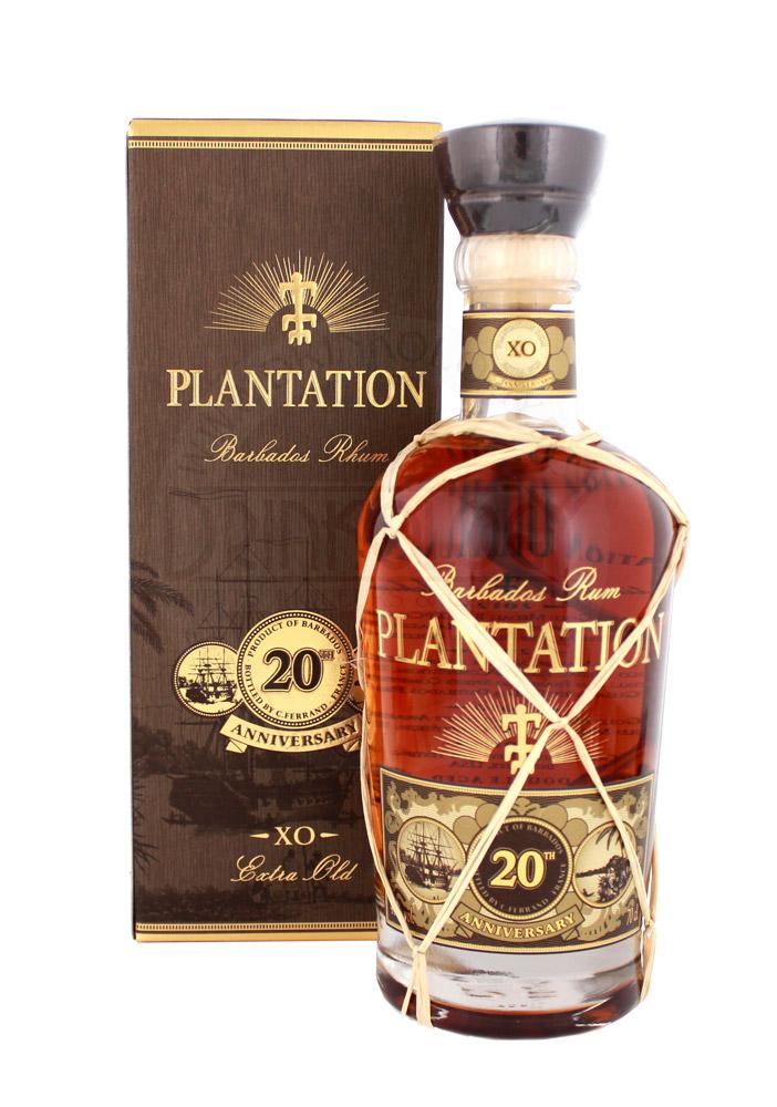Plantation Rum Barbados Extra Old 20th Anniversary kaufen