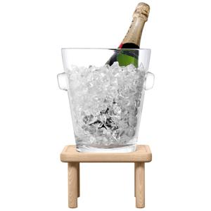 LSA Stilt Champagne Bucket & Ash Stand