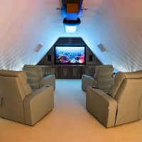 Premiere Home Cinema Chair Beige   Cinema Seating Massage ...