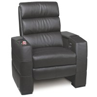 Inception Home Cinema Chair Black | Drinkstuff