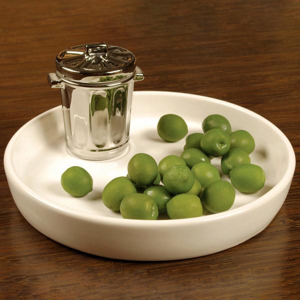 Clean Plate Olive Tray  Drinkstuff