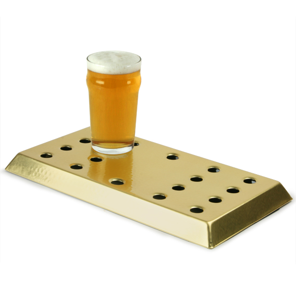 Brass Drip Tray  Pub Drip Trays Beer Drip Tray  Buy at