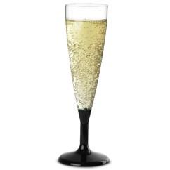 Kitchen Stuff On Sale Mini Pendant Lights For Plastic Champagne Flutes Black 4.4oz / 125ml   ...