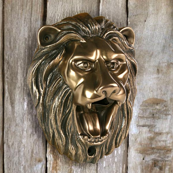 Beer Buddies Lion Wall Mounted Bottle Opener  Drinkstuff