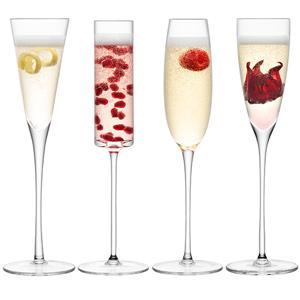 LSA Lulu Champagne Flute Set