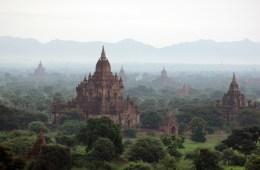 Our Travel plans revealed. Bagan. Myanmar. Photo by KX Studio via Flickr CC
