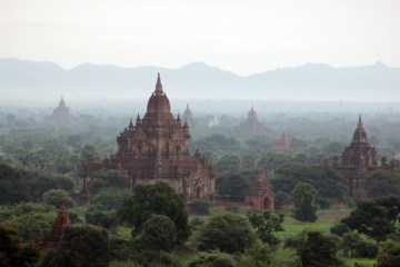Our Travel plans revealed. Bagan. Myanmar. Photo by KX Studio via Flickr CC