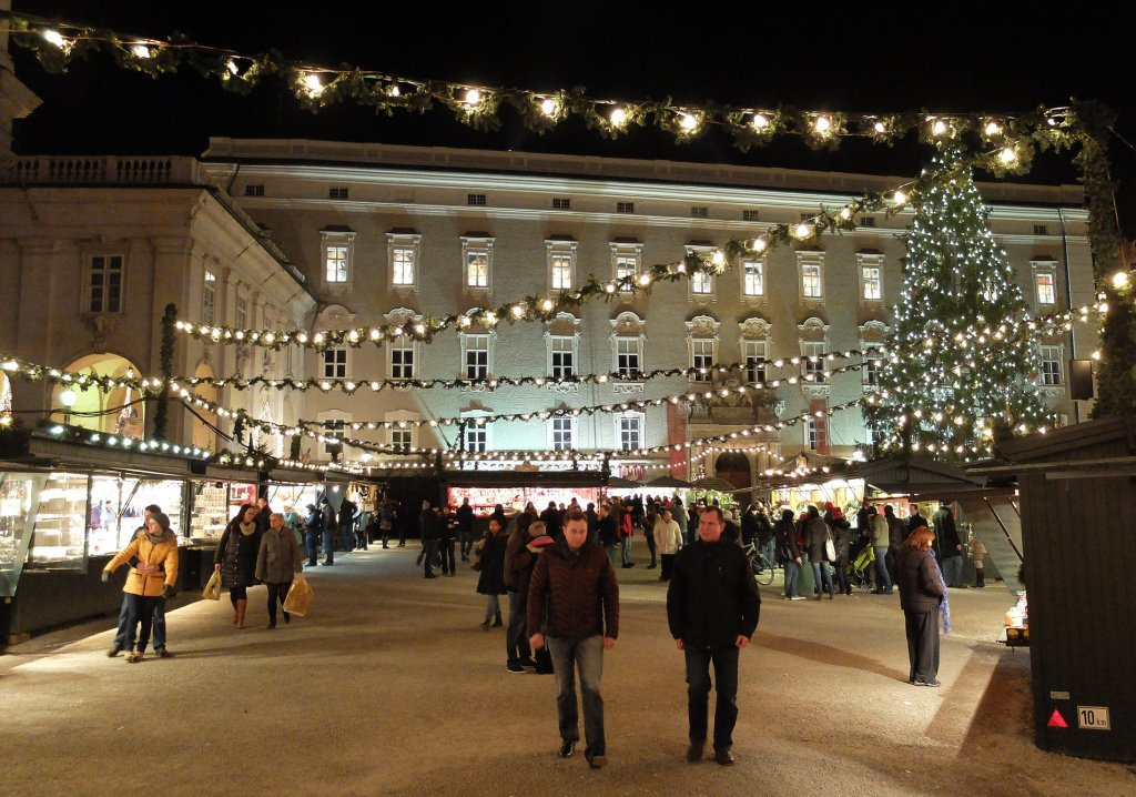 Salzburg 2013, Austria