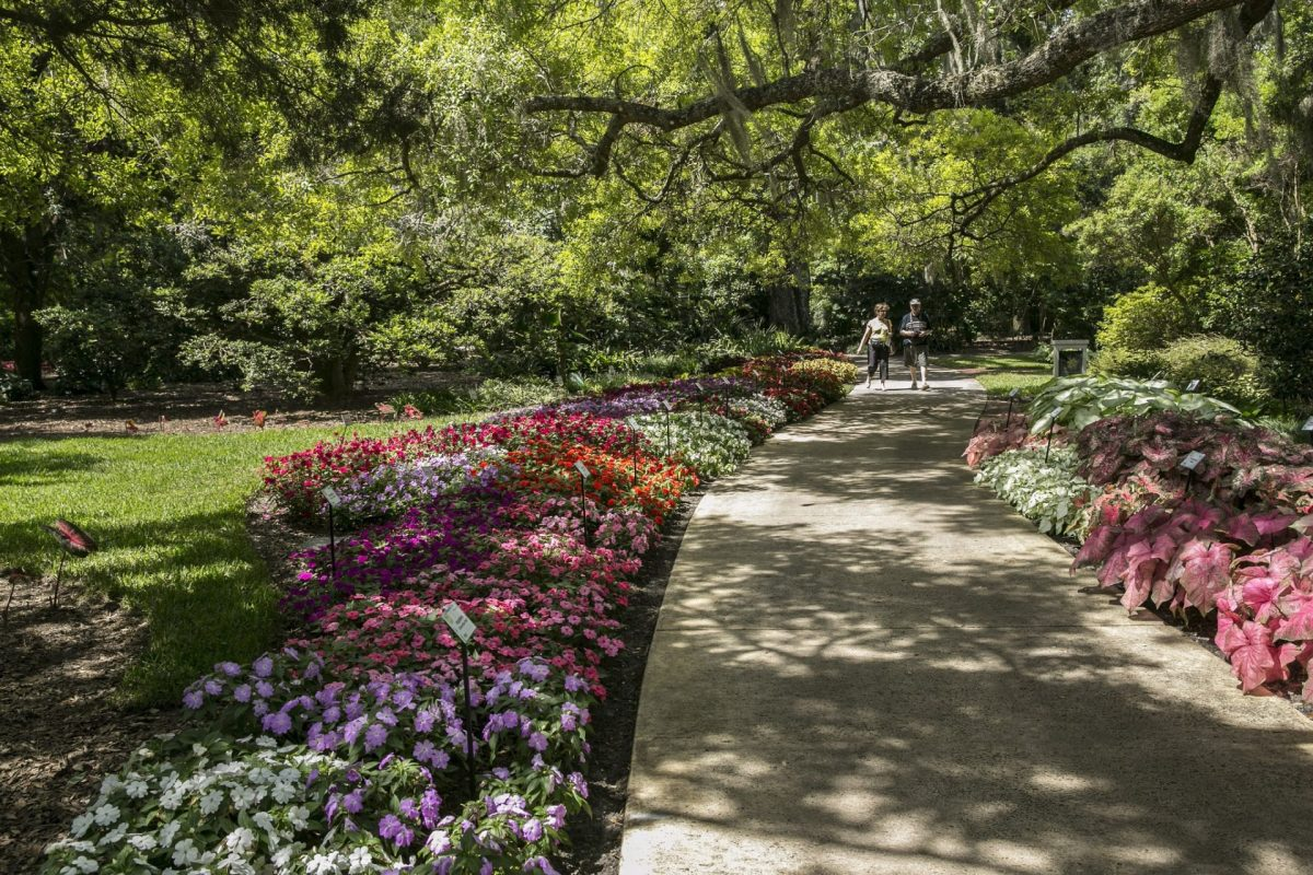 Harry P. Leu Gardens. Photo by Visit Florida Editor via Flickr CC