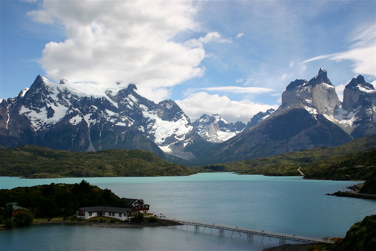Torres del Paine, Patagonia, Chile. Photo by ddmalan via Flickr CC