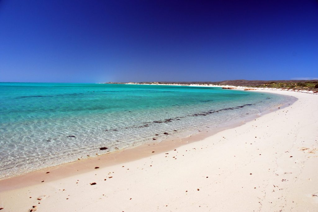 Best Beaches in Australia: Turquoise Bay, Exmouth, WA