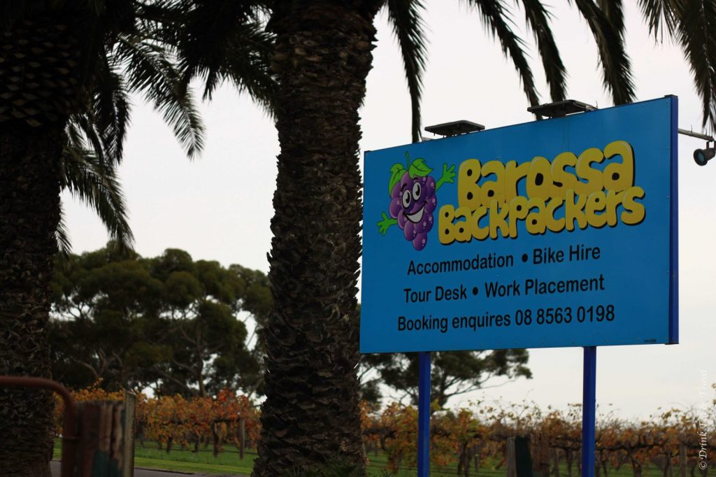 Barossa Valley Backpackers, South Australia