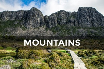 Australia-Mountains