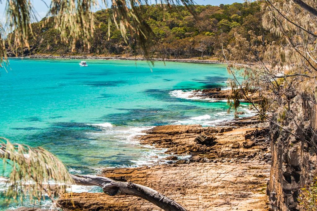 Australia travel tips: Tee Tree Bay, Noosa National Park