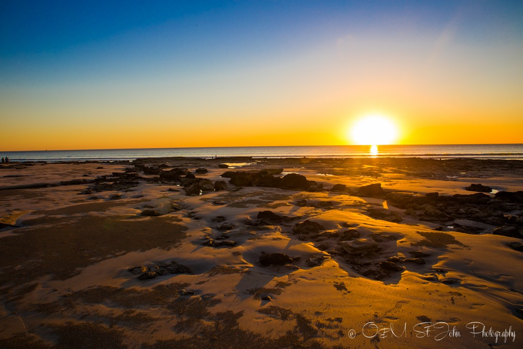 Sunset in Broome, Western Australia